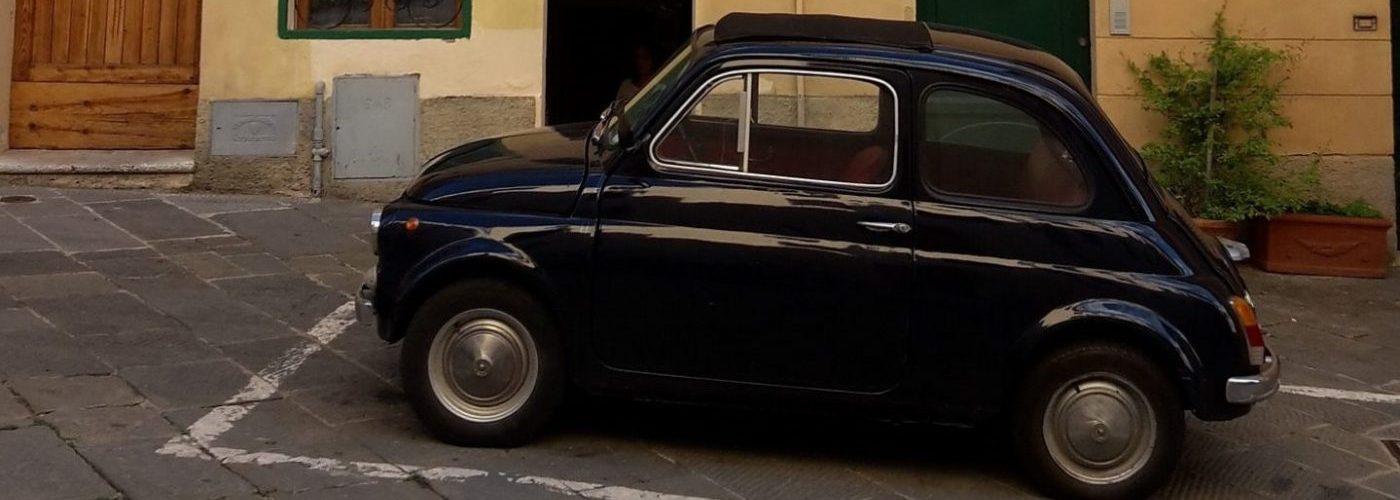 free car parking montecatini
