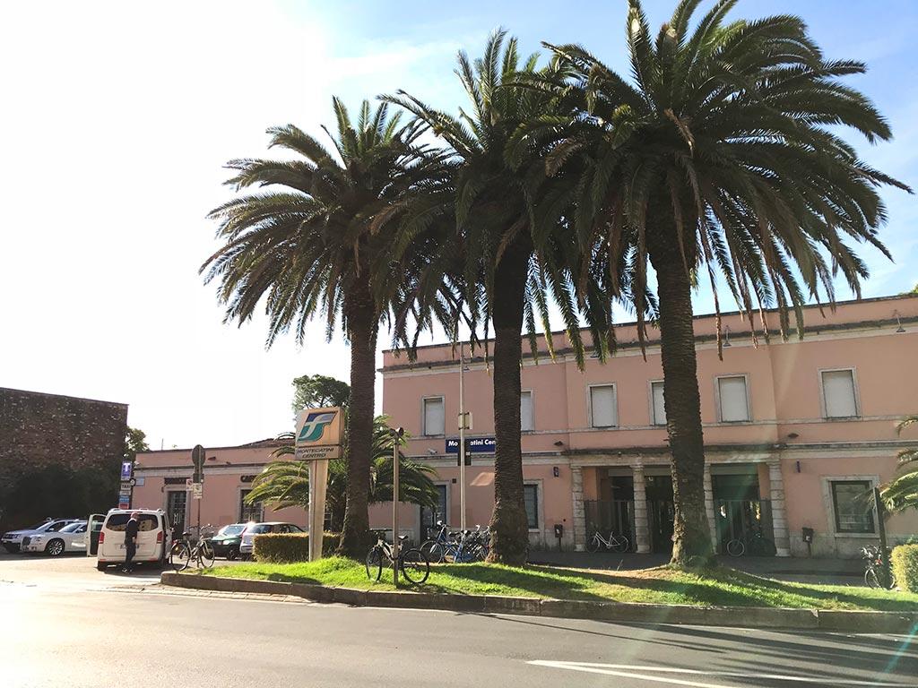 Montecatini Centro train station