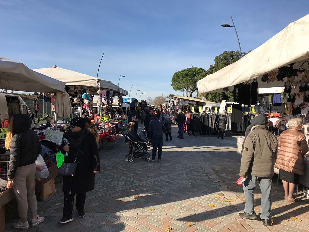 Montecatini Terme market day