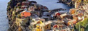 Cinque Terre day trip from Montecatini Terme